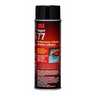 3M 77-10 7 Oz Super 77 Spray Adhesive