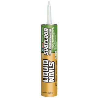 Liquid Nails LN902 VOC 10 Oz Subfloors & Construction Adhesive|https://ak1.ostkcdn.com/images/products/12175845/P19026796.jpg?impolicy=medium