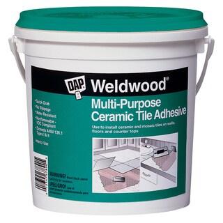 Dap 25190 1 Quart Weldwood Multipurpose Ceramic Tile Adhesive