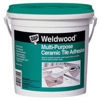 Dap 25190 1 Quart Weldwood Multipurpose Ceramic Tile Adhesive
