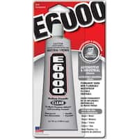 E6000 230022 3.7 Oz Clear E6000 Automotive & Industrial Adhesive