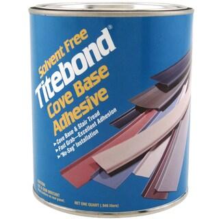 Titebond 3405 1 Quart GREENchoice Professional Cove Base Adhesive