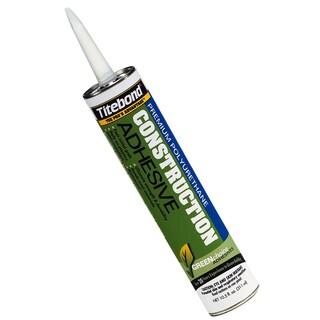 Titebond 4221 10.5 Oz Premium Polyurethane Construction Adhesive