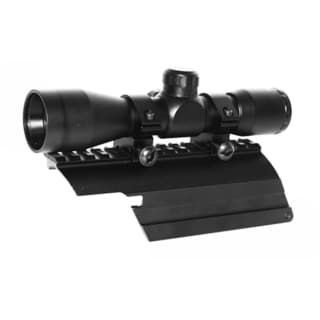 4x32 Tactical Scope With Mount For 12-gauge Mossberg 535/Mossberg 835
