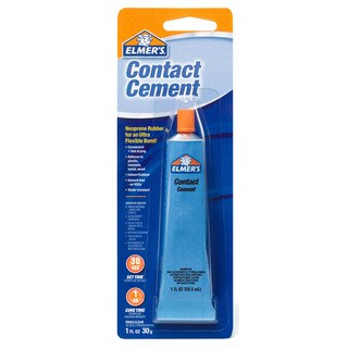 Elmer's E1014 1 Oz Contact Cement