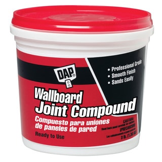 Dap 10100 3 Lb Wallboard Joint Compound