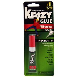 Krazy Glue KG86648R Extra Strength Krazy Glue Gel