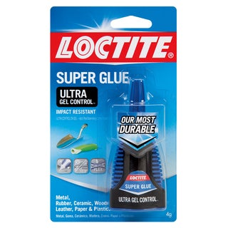 Loctite 1363589 0.14 Oz Ultra Gel Rubber Toughened Super Glue