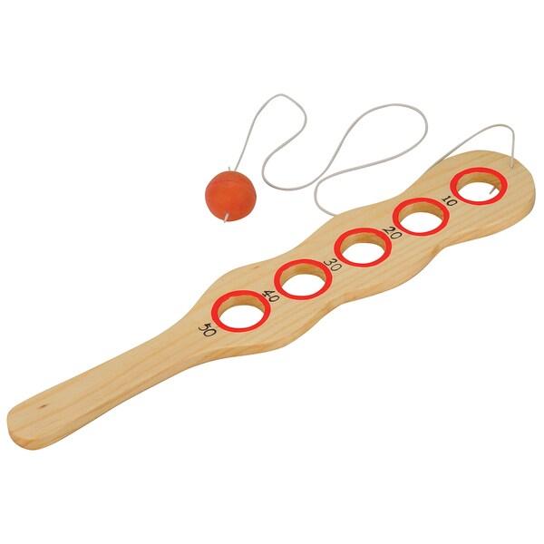 Toysmith Wood Paddle Game