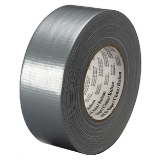 "3M 1900 3"" X 50 Yards Silver Duct Tape"
