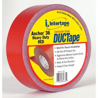 Intertape Polymer Group 4335 RED Anchor 36 Heavy Duty DUCTape