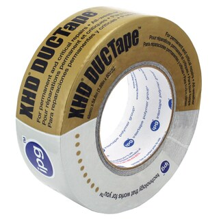 "Intertape Polymer Group 9600 2"" X 60 Yards Silver DucTape"