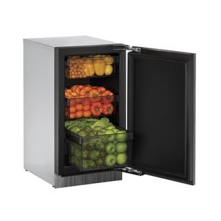 U-Line 3000 Series 3018 18-inch Integrated Solid Door Refrigerator
