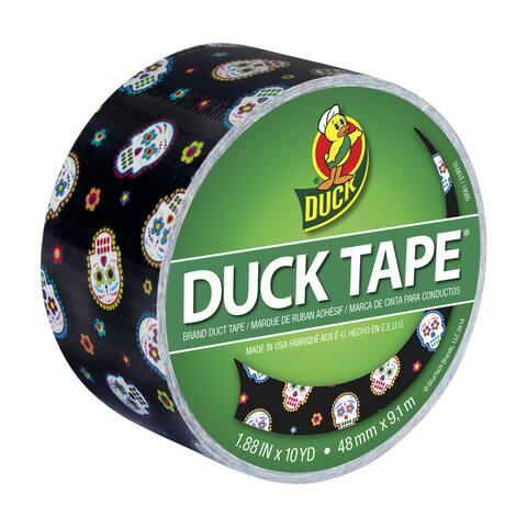 Duck 283931 10 Yd. Sugar Skulls Duck Tape