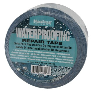Nashua Pro Choice 681507 Nashua Waterproofing Repair Tape|https://ak1.ostkcdn.com/images/products/12176715/P19027598.jpg?_ostk_perf_=percv&impolicy=medium