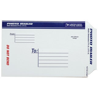 "Lepages 81333 8.5"" USPS Photo Mailer"