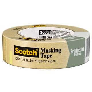 """3M 2020-36A 1-1/2"""" Scotch General Purpose Masking Tape"""