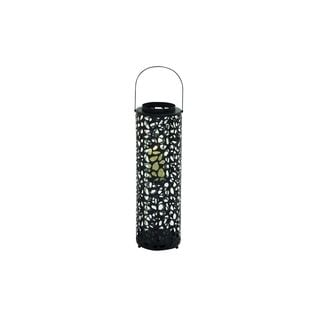 Iron/Glass 8-inch x 35-inch Candle Lantern