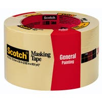 """3M 2050-72A 2.83"""" Scotch Painters' Masking Tape For Trim Work"""