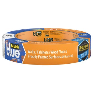 "3M 2080EL-24N 1"" ScotchBlue Painters Masking Tape Delicate Surface"