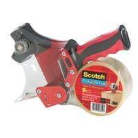 """3M 3850-ST 1.88"""" x 38.2"""" Scotch Packing Tape With Dispenser"""