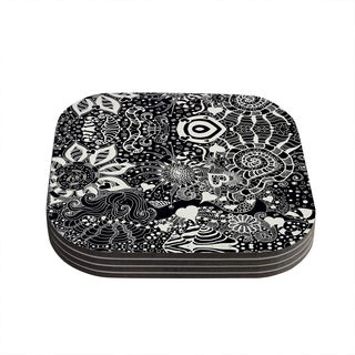 Monika Strigel 'Neptunes Garden' Coasters (Set of 4)