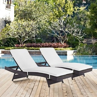 Gather Chaise Outdoor Patio Set of 2