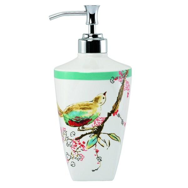 Lenox Chirp Multi-color Soap Dispenser