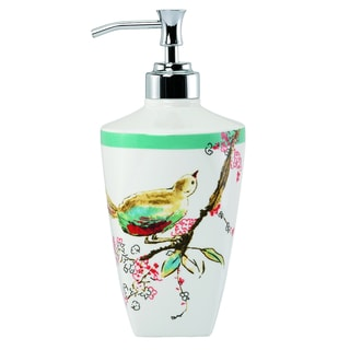 Lenox Chirp Multi-color Soap Dispenser