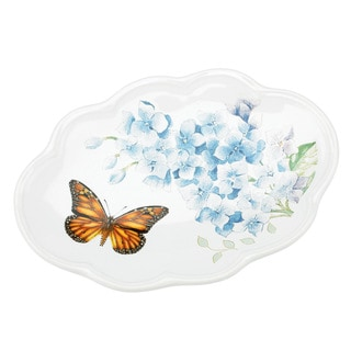 Lenox Butterfly Meadow Blue Soap Dish