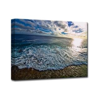 Ready2HangArt 'Sea Foam' by Christopher Doherty