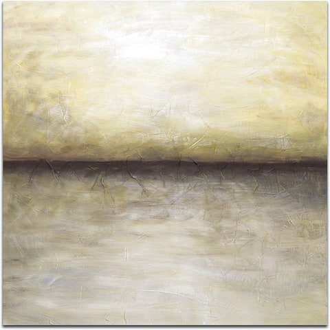 """Neutral Expressions"" Original Oil Paint Canvas Art"