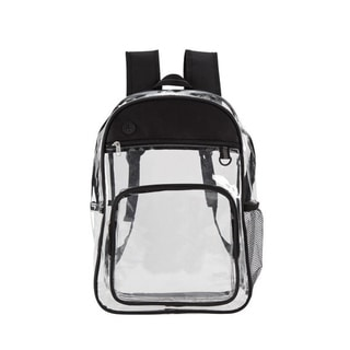 Goodhope Clarity Clear Backpack