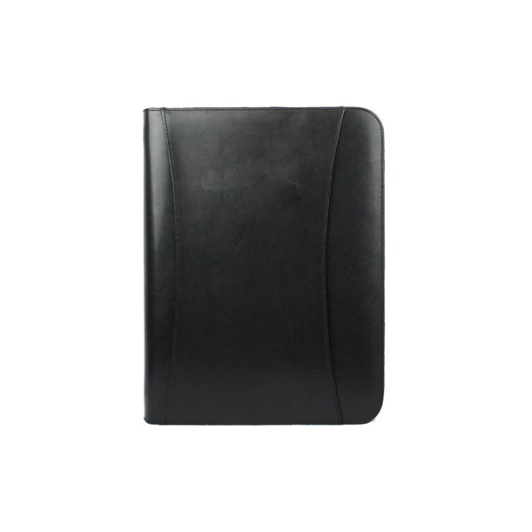Goodhope Black Leather Tablet Padfolio. Opens flyout.