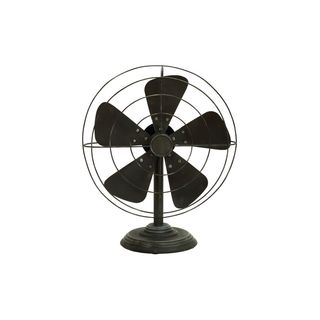 Metal 18-inchH, 15-inchW Non-Functional Fan