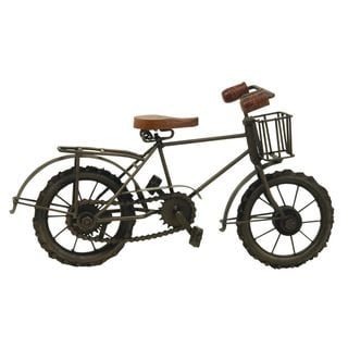 Carbon Loft Lillian Metal/Wood Replica Bicycle (8 x 10)