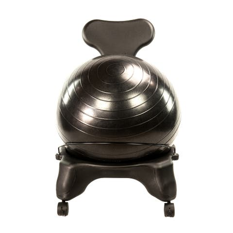 AeroMat Ball Chair - Black