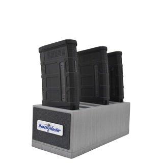 Benchmaster - Weapon Rack - AR-10 Mag Rack (6) - Gun Safe - Gun Storage Accessories - Gun Rack - AR-10|https://ak1.ostkcdn.com/images/products/12177714/P19028325.jpg?_ostk_perf_=percv&impolicy=medium
