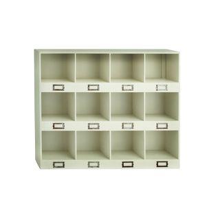 Wood, MDF 30-inch Wide x 24-inch High Wall Shelf