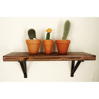 Wood and Metal Wall Shelves (Set of 3)|https://ak1.ostkcdn.com/images/products/12177722/P19028420.jpg?impolicy=medium