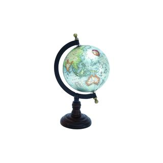 Charcoal Home Decor Globe