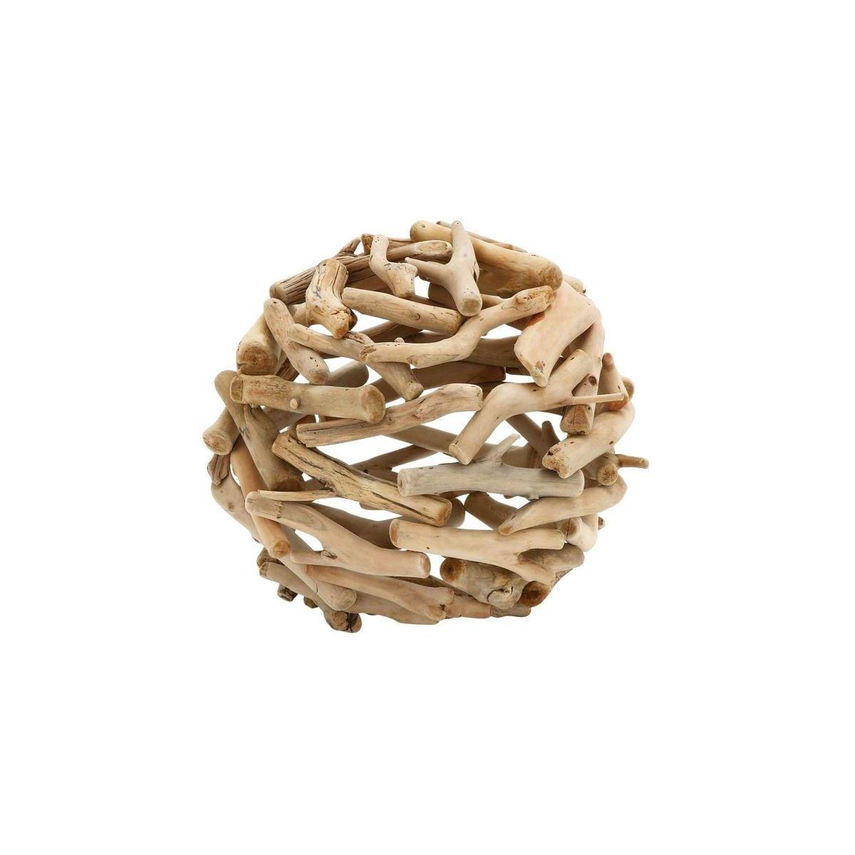 Driftwood 9-inch Deco Ball