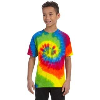 Boys' Moondance Tie-Dyed T-shirt
