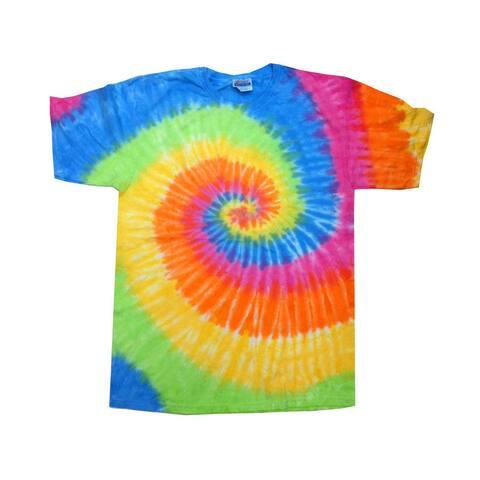 Eternity Boys' Tie-Dyed T-Shirt