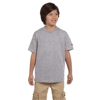 Youth Light Steel Jersey T-shirt