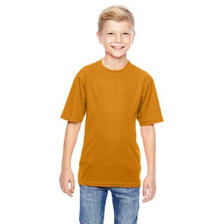 Wicking Boys' Gold T-Shirt