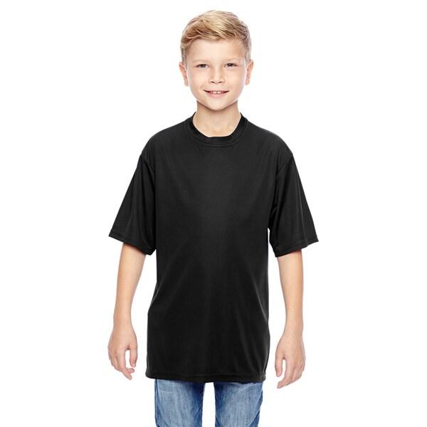 Boy's Moisture-wicking T-shirt thumbnail