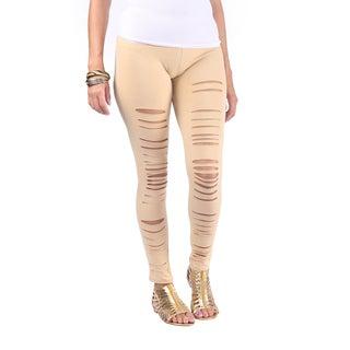 Hadari Woman's Begie leggings