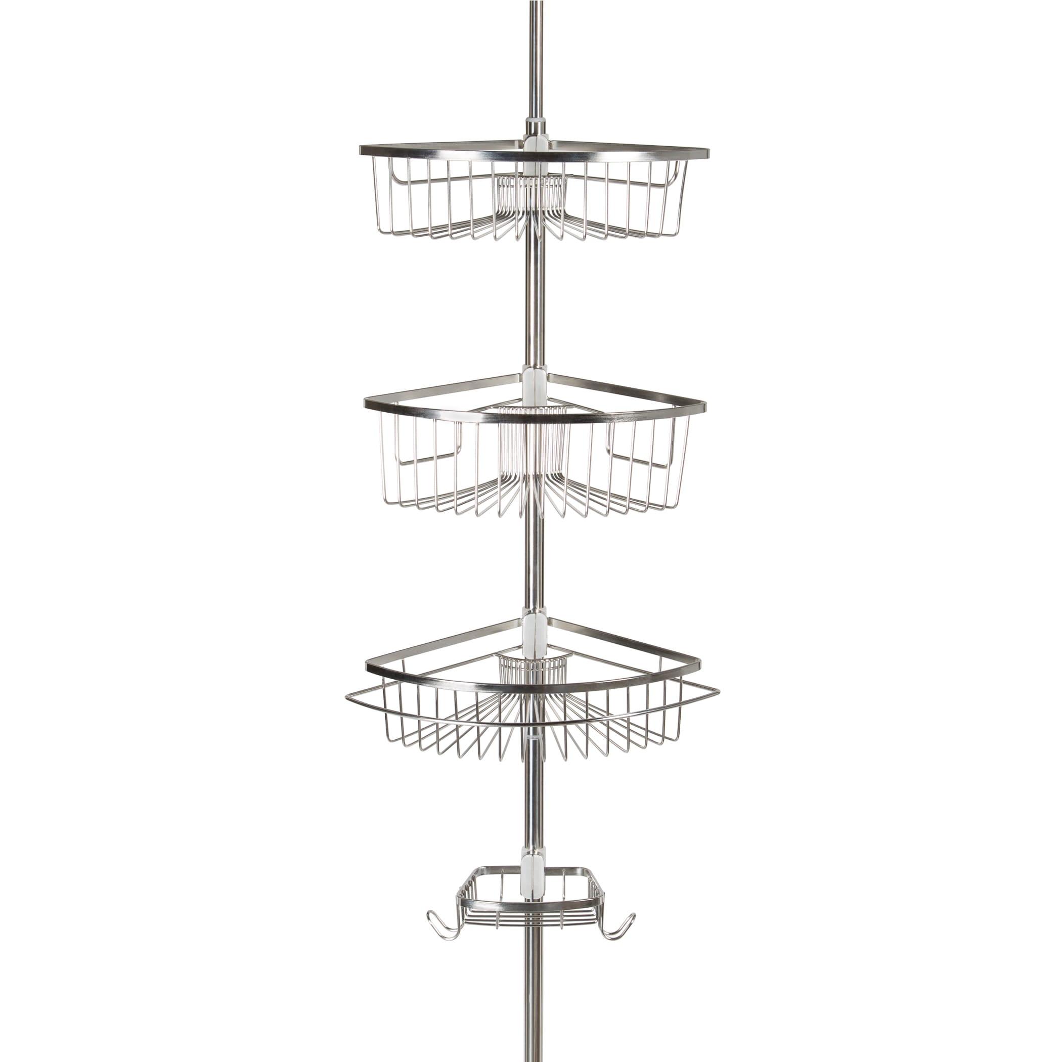 Unique Shower Organiser Pole Images Bathroom And Shower