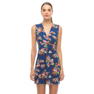 Walter Baker Women's Dennis Floral Sleeveless Dress